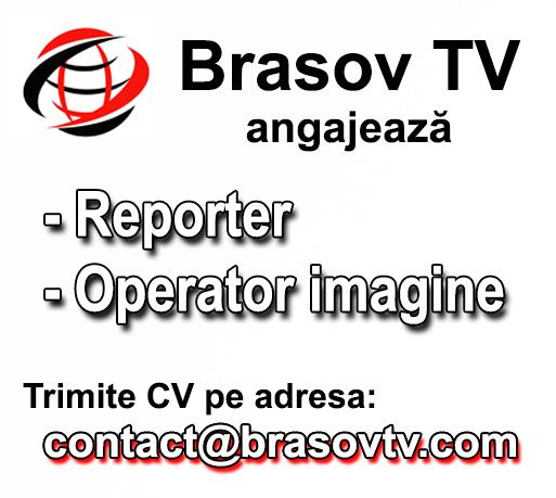 Brasov TV angajează